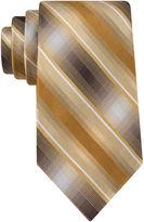 Van Heusen Wellman Stripe Silk Tie - Extra Long