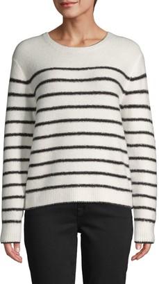 John & Jenn Stripe Long-Sleeve Sweater