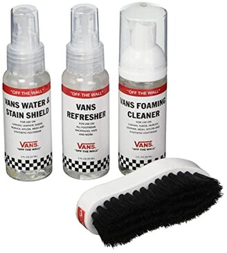 Vans Shoe Care Travel Kit (White) Wallet