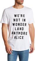 nANA jUDY Wonderland Graphic Tee