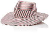Jennifer Ouellette Women's Americana Beach Hat-RED, WHITE, NO COLOR
