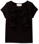 Kate Spade Bow Tee (Toddler & Little Girls)