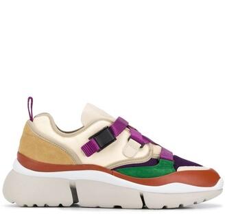 Chloé multicoloured sneakers