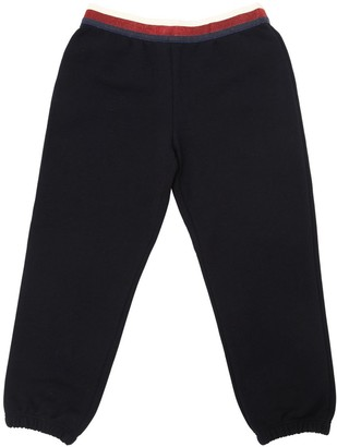 Gucci Sweatpants W/ Striped Lurex Waistband