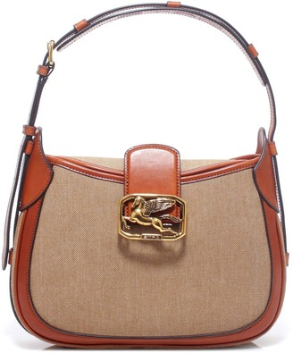 Etro Pegasus Shoulder Bag