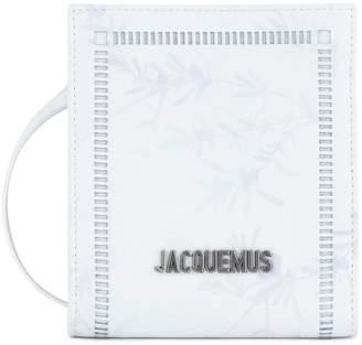 Jacquemus Le Gadjo crossover mini bag