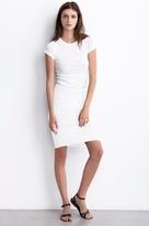 Kerstie Shirred Pencil Skirt