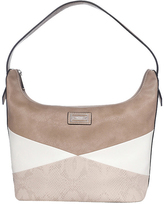 CSJ011 Darwin Zip Top Hobo Bag