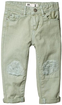 Cotton On India Slouch Jeans in Stone Green (Little Kids/Big Kids) (Stone Green) Girl's Jeans