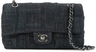 Chanel Pre-Owned 2016-2017 quilted denim shoulder bag