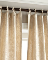 "Legacy Two 84""L Tie-Top Sonata Curtains"