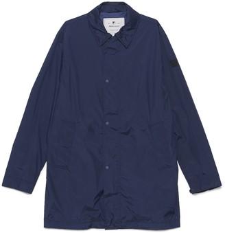 Woolrich Double Closure Raincoat