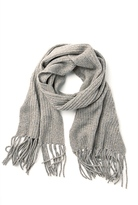 Country Road Ribbed Scarf