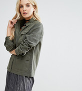Miss Selfridge Petite Military Jacket