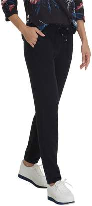 Betty & Co. Drawstring Trousers, Mood Blue