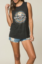 Spiritual Gangster Grateful Tank Top