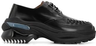 Maison Margiela Chunky Sole Lace-Up Shoes