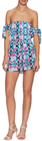 6 Shore Road Pelican Printed Romper