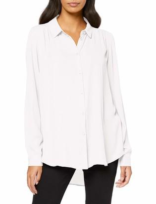 Vila NOS Women's Vilucy L/S Button Shirt - Noos Blouse