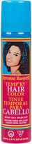 Jerome Russell Temp'ry Blue/Black Hair Color - 2.2 oz.