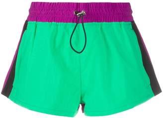 Diesel Colour-Block Shorts