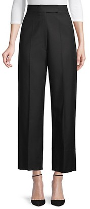 Helmut Lang High-Waist Wide-Leg Pants
