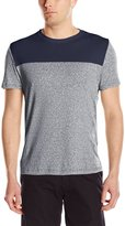 Nautica Men's Slim Fit Color Block T-Shirt