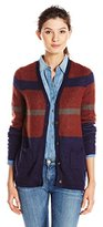 Thakoon Women's Broad Stripe Cardigan