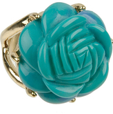 Dual Colored Rose Ring
