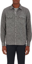 ATM Anthony Thomas Melillo MEN'S HEAVYWEIGHT TWILL SHIRT JACKET