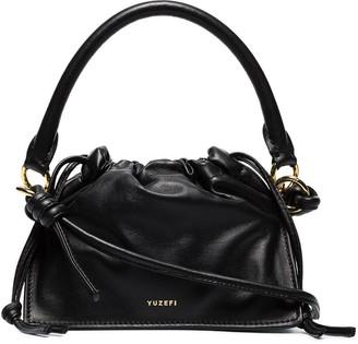Yuzefi Bom leather tote bag