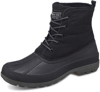 Members Only Men's Storm Nylon Boots