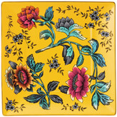 Wedgwood Wonderlust Square Tray - Yellow Tonquin