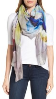 Echo Women's Cuba Blooms Square Scarf