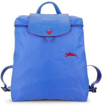 Longchamp Logo Nylon Backpack