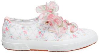 Superga x LoveShackFancy Floral Sneakers