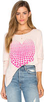 Lauren Moshi Amor Pullover in Pink. - size L (also in )