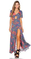Tularosa Desi Wrap Dress