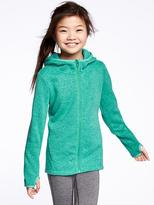 Old Navy Go-Warm Relaxed Full-Zip Hoodie for Girls