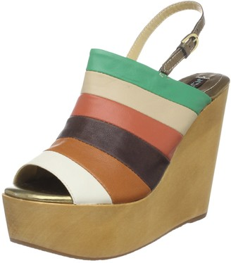 N.Y.L.A. Women's Abbey Wedge Pump