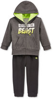 Champion Baby Boys' 2-Pc. Release The Beast Zip-Up Hoodie & Pants Set