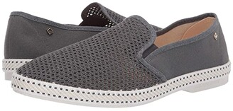 Rivieras Classic 20 Slip-On (Black) Men's Slip on Shoes