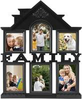 MCS Industries 6 Openings Family Collage Frame, 4 of 4 by 6-Inch and 2 of 4 by 4-Inch