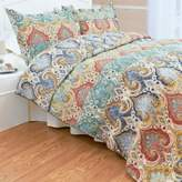 Bed Bath & Beyond Genoa Twin Quilt Set in Blue