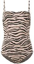 Prism bathsheba tiger one-piece swimsuit