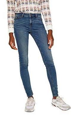 Esprit Women's 999ee1b805 Skinny Jeans,W27/L34 (Size: 27/34)