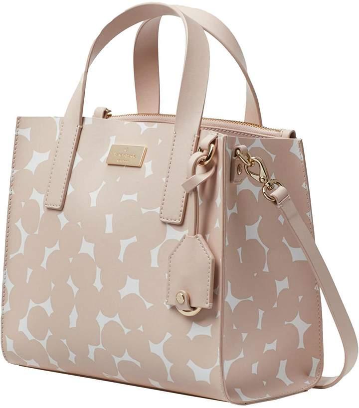 Kate Spade new york Putnam Drive Splodge Dot Anissa Leather Handbag Women's Satchel