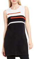 Vince Camuto Women's Colorblock Sleeveless Tunic