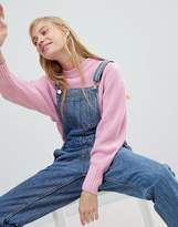 Monki Ribbed Knitted Sweater