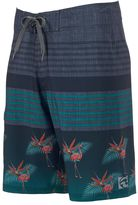 Ocean Current Men's Flamingo Road Stretch Board Shorts